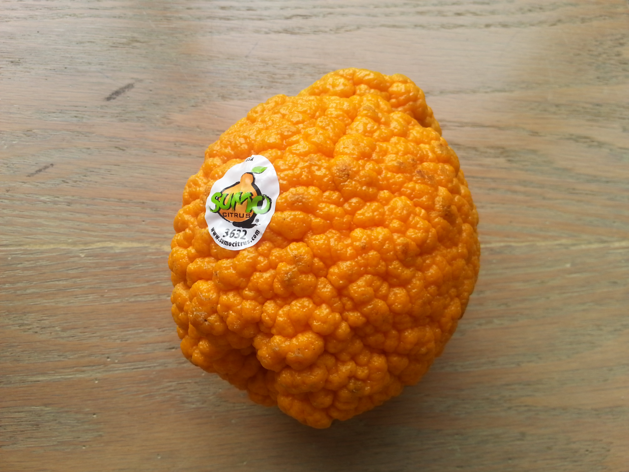 Weird Orange Fruits 5